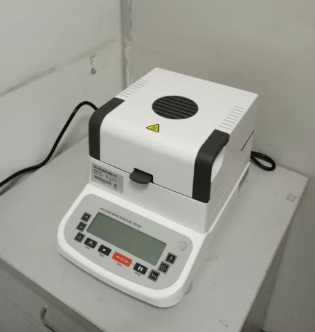 成都舒美奇生物购买我公司A-330快速水分测定仪检测中药中的水分